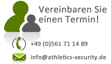 Athletics Security Service in Kassel & Nordhessen